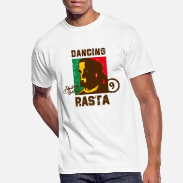 Rasta Rasta Design - Men's 50/50 T-Shirt