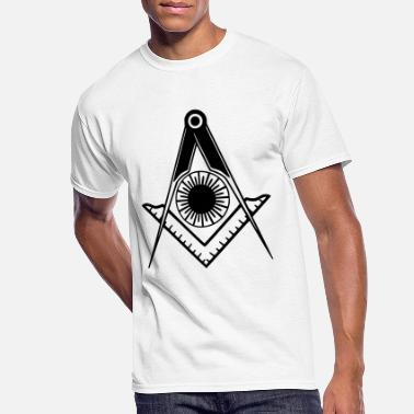Secret Society Secret Society - Men's 50/50 T-Shirt