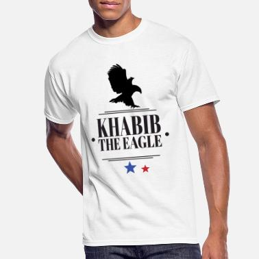 Sbw Khabib the Eagle - Men's 50/50 T-Shirt
