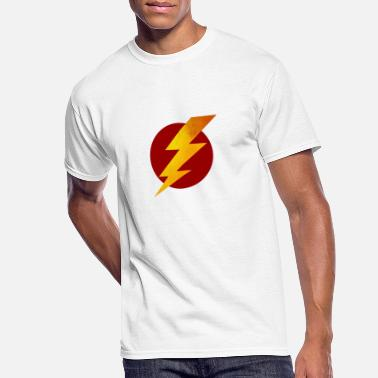 Parafuso Lightning Bolt - Men's 50/50 T-Shirt