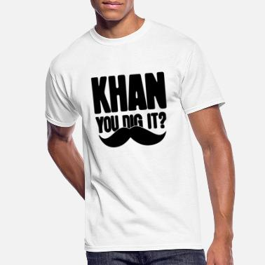 Khan You Dig It - Men's 50/50 T-Shirt
