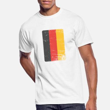 Germany Flag Germany. Germany flag. Love Germany. - Men's 50/50 T-Shirt