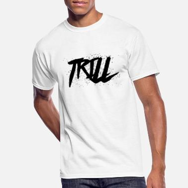 Trill trill - Men's 50/50 T-Shirt