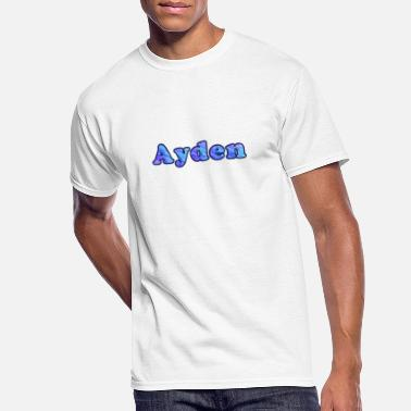 Ayden Ayden - Men's 50/50 T-Shirt
