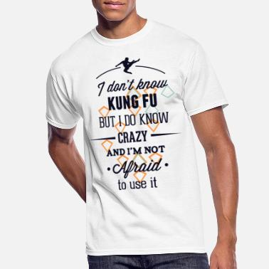 Advert funny kung fu advert - Men's 50/50 T-Shirt