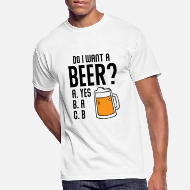 Bleschstulle Beer Craft Beer - Men's 50/50 T-Shirt