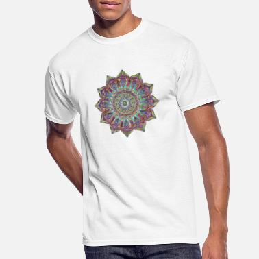 Abstract abstract - Men's 50/50 T-Shirt