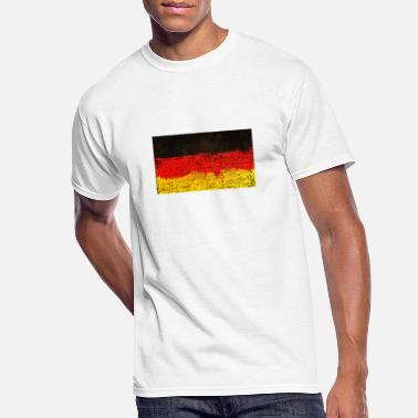 German Flag germany flag - Men's 50/50 T-Shirt