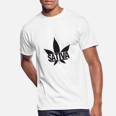 Sativa sativa is the game - Men's 50/50 T-Shirt