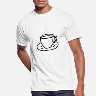 Warmth A cup of warmth - Men's 50/50 T-Shirt