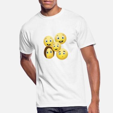 Shop Emoji T-Shirts online | Spreadshirt