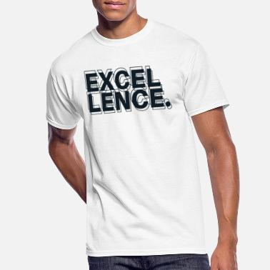 Excellence Excellence - Men's 50/50 T-Shirt