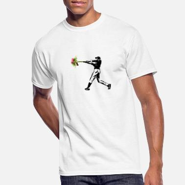Flowercontest Baseball - flowercontest - flowers - Men's 50/50 T-Shirt