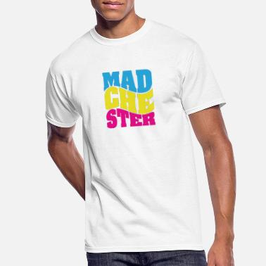 Madchester Madchester - Men's 50/50 T-Shirt