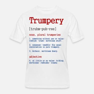 Trumpery Definition Men's Premium T-Shirt   Spreadshirt