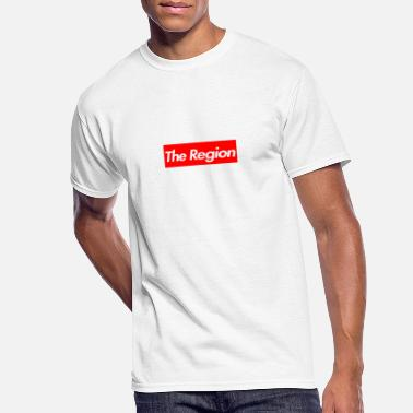 Region The Region - Men's 50/50 T-Shirt