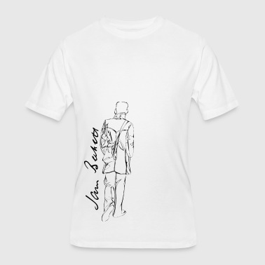 Samuel Beckett - Men's 50/50 T-Shirt