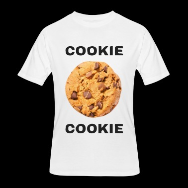 COOKIE COOKIE - Men's 50/50 T-Shirt