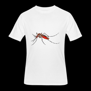 mosquito muecker insect insekt animal tiere2 - Men's 50/50 T-Shirt
