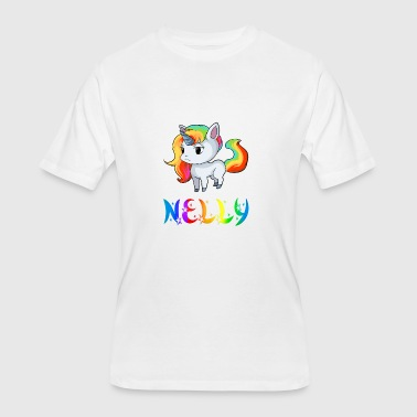 Nelly Unicorn - Men's 50/50 T-Shirt