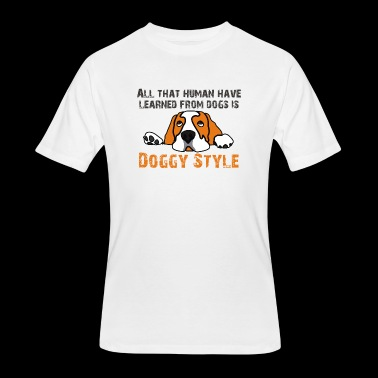 Doggy Style - Men's 50/50 T-Shirt