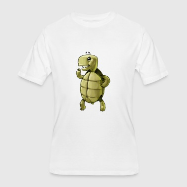 turtle tortoise animal pet - Men's 50/50 T-Shirt