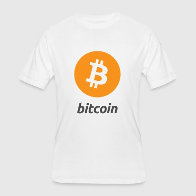 Bitcoin T-shirt - Men's 50/50 T-Shirt