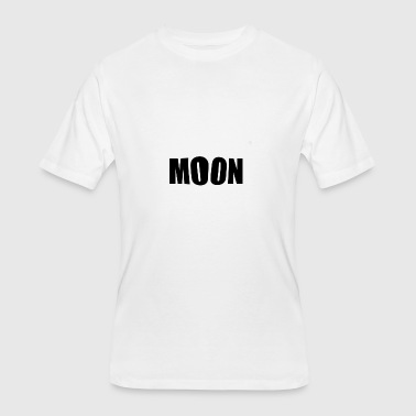 MOON - Men's 50/50 T-Shirt