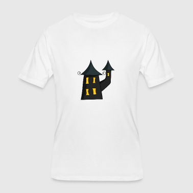 Castle - Men's 50/50 T-Shirt