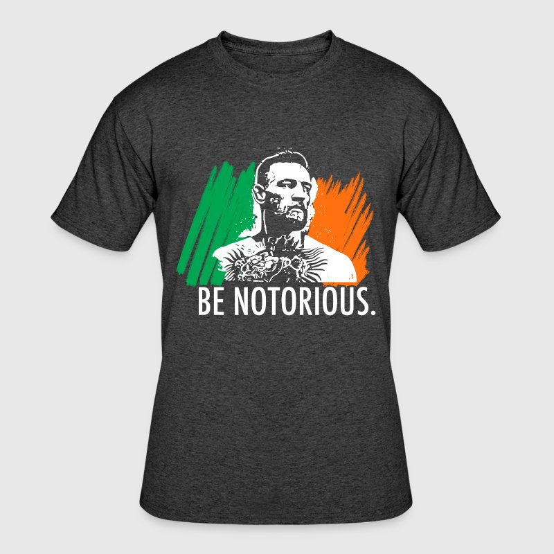be_notorious - Men's 50/50 T-Shirt