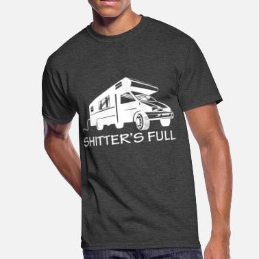 Shitters Full Shitter s Full - Men's 50/50 T-Shirt