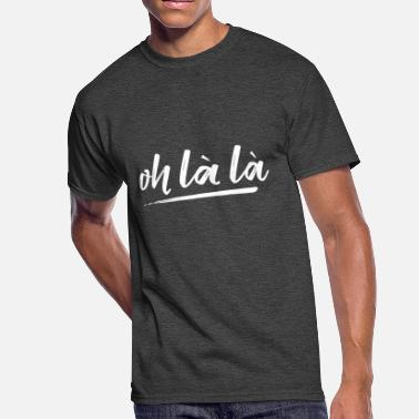 Lala Oh la la - Men's 50/50 T-Shirt
