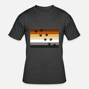 Bear Pride Flag Bear Pride Flag - Men's 50/50 T-Shirt