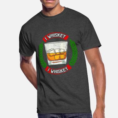Scotch Irish Whiskey Whisky Tasting Scotch Drink Irish Gift - Men's 50/50 T-Shirt