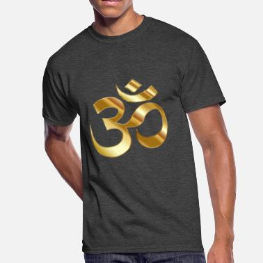 Hinduism Spiritual om 3322437 1280 - Men's 50/50 T-Shirt