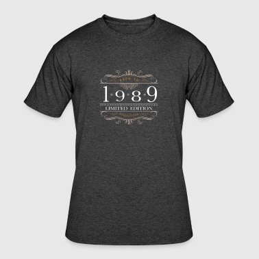 1989 Limited Edition Limited Edition 1989 Aged To Perfection - Men's 50/50 T-Shirt