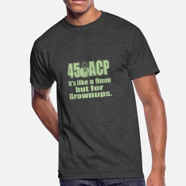 Exceptional Except for Grownups - Men's 50/50 T-Shirt