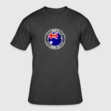 MADE IN MOUNT ISA - Men's 50/50 T-Shirt