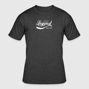 Legend Since 1957 - Men's 50/50 T-Shirt