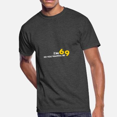 Bj I Am 6 Want To Be My 9? - Men's 50/50 T-Shirt