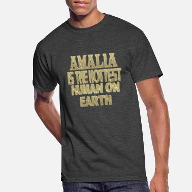 Amalia Amalia - Men's 50/50 T-Shirt