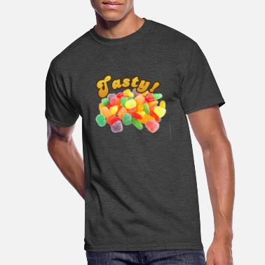 Tasty Tasty - Men's 50/50 T-Shirt