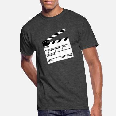 Writable clapperboard (writable flex) - Men's 50/50 T-Shirt