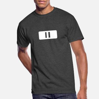 Pause Music Music - DJ - Pause - Men's 50/50 T-Shirt