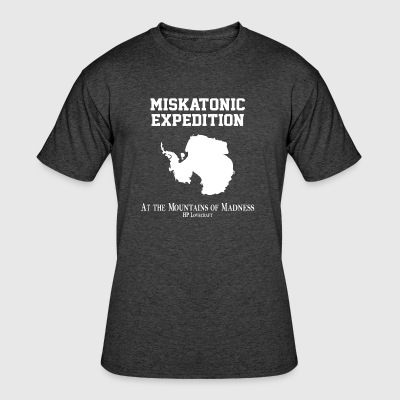 Miskatonic Expedition - Men's 50/50 T-Shirt