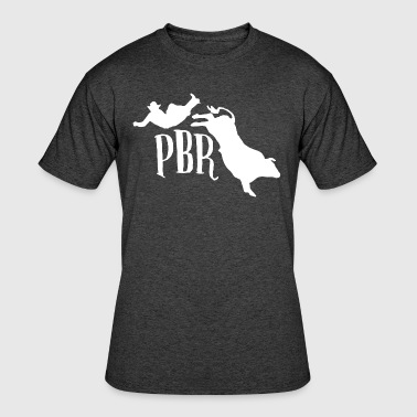 Professional Bull Riders - Men's 50/50 T-Shirt