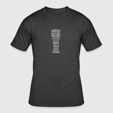 Craft Beer - Men's 50/50 T-Shirt