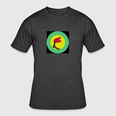 Zaire Air borce Roundel - Men's 50/50 T-Shirt