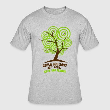 Earth day 2017 - Men's 50/50 T-Shirt