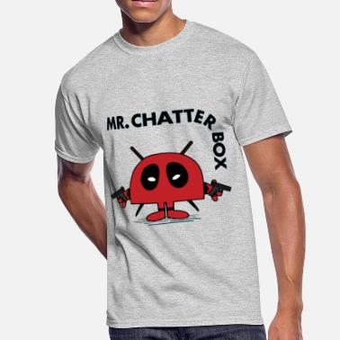 Deadpool Movie Deadpool - Men's 50/50 T-Shirt